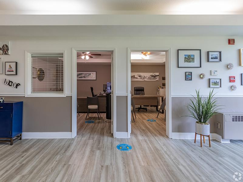 Office | Cedar Run Apartments