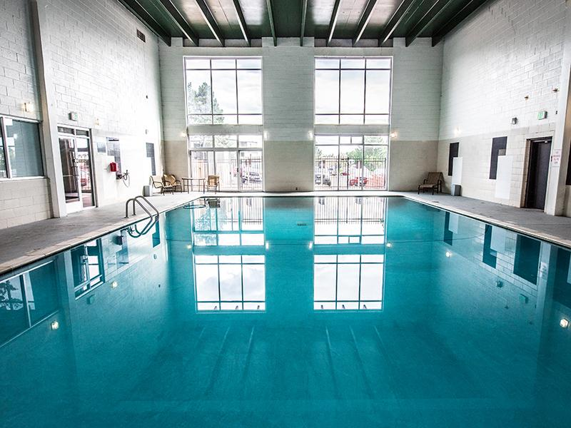 Indoor Swimming Pool | Cedar Run Apartments