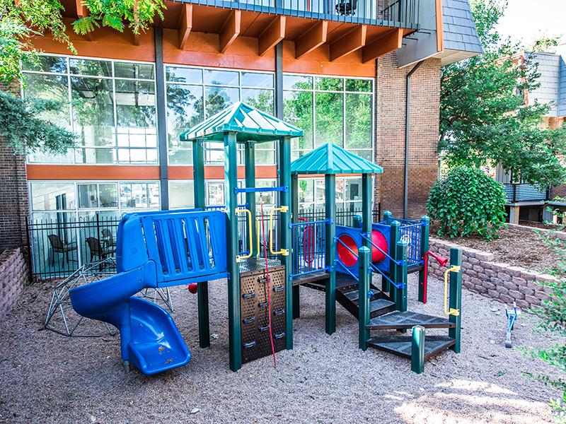 Community Playground | Cedar Run Apartments