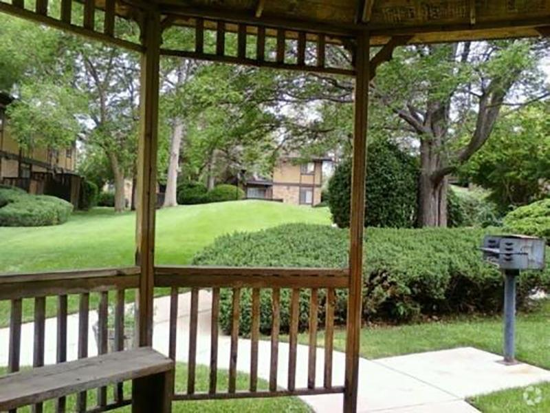 Gazebo | Forest Cove Apartments