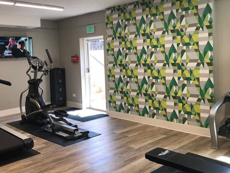 Gym | Forest Cove Apartments for rent