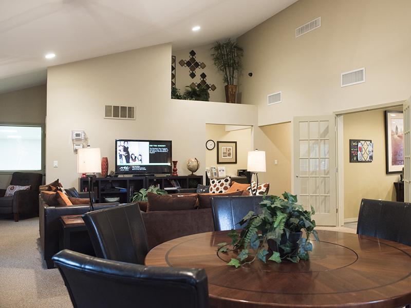 Clubhouse Interior - Fort Collins Colorado Apts