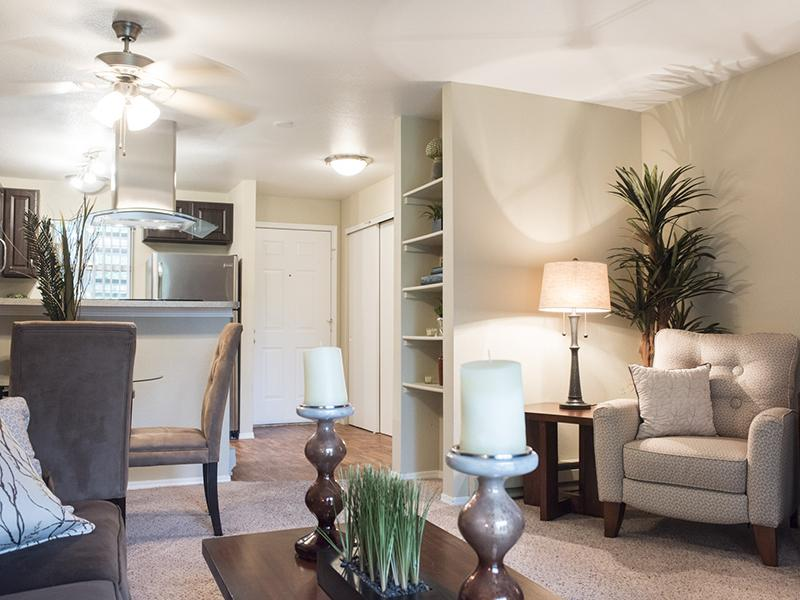 Living Room - Arbors at Sweetgrass - Fort Collins