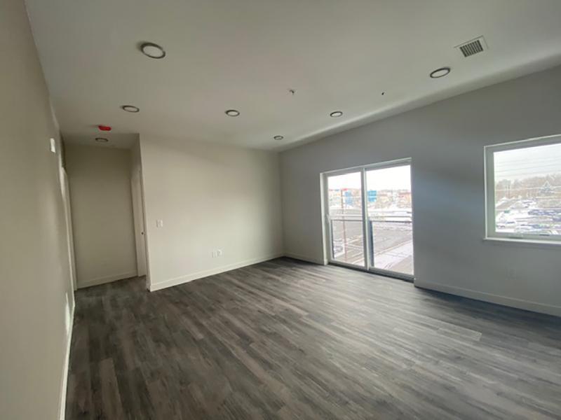 Living Room | 1600 Hoyt
