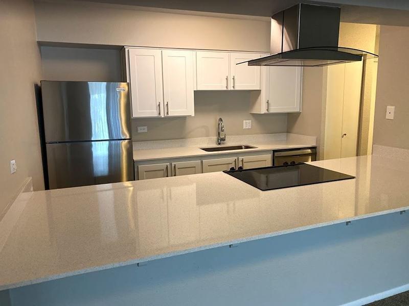 Kitchen   Falcon Run Apartments in Englewood, CO   Interior