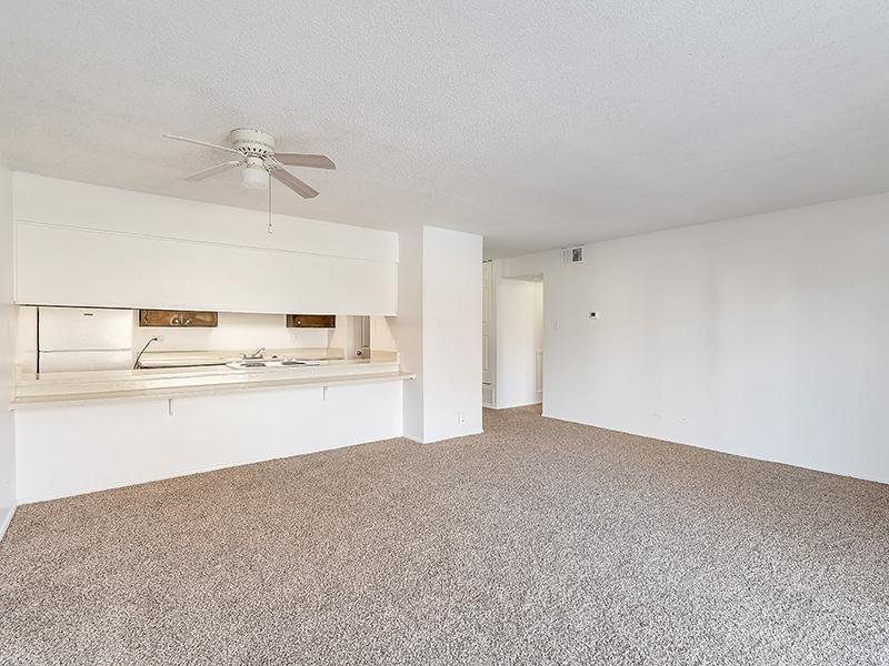 Spacious Floorplan Design | Falcon Run Apartments