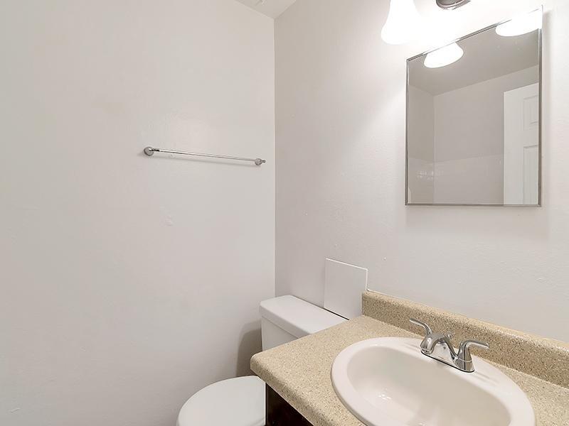 Bathroom | Falcon Run Apartments
