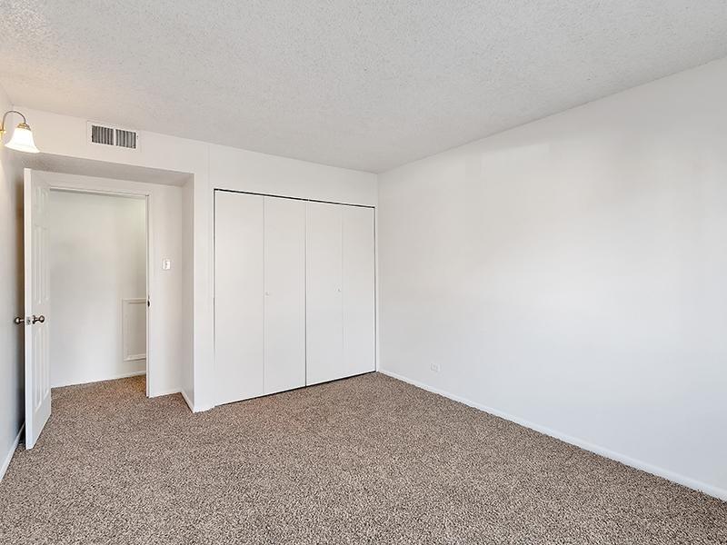 Spacious Bedroom | Falcon Run Apartments