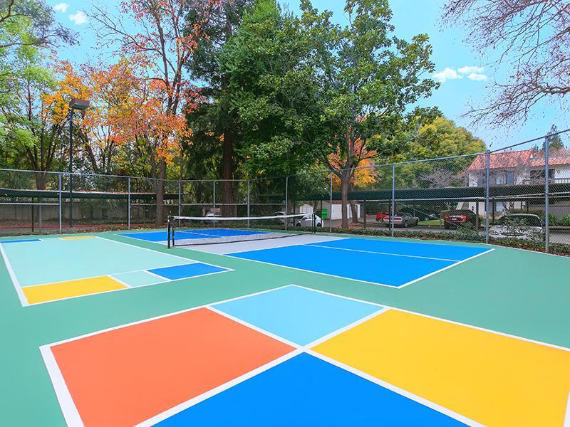 Tennis Court | The Creek @2645