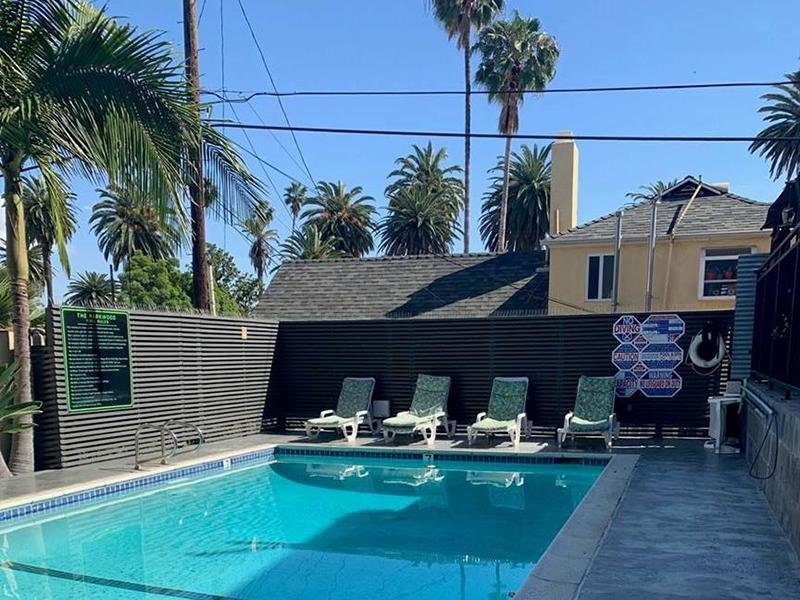 Pool | Los Feliz