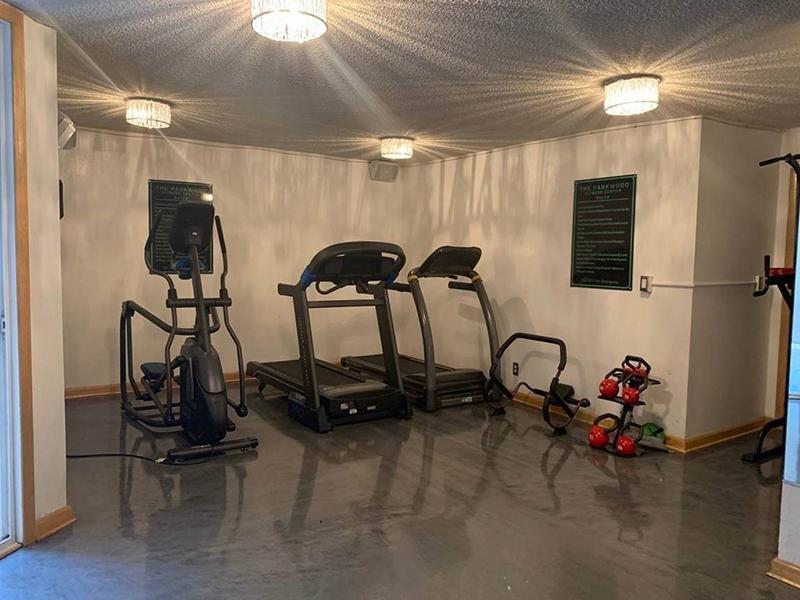 Gym | Los Feliz