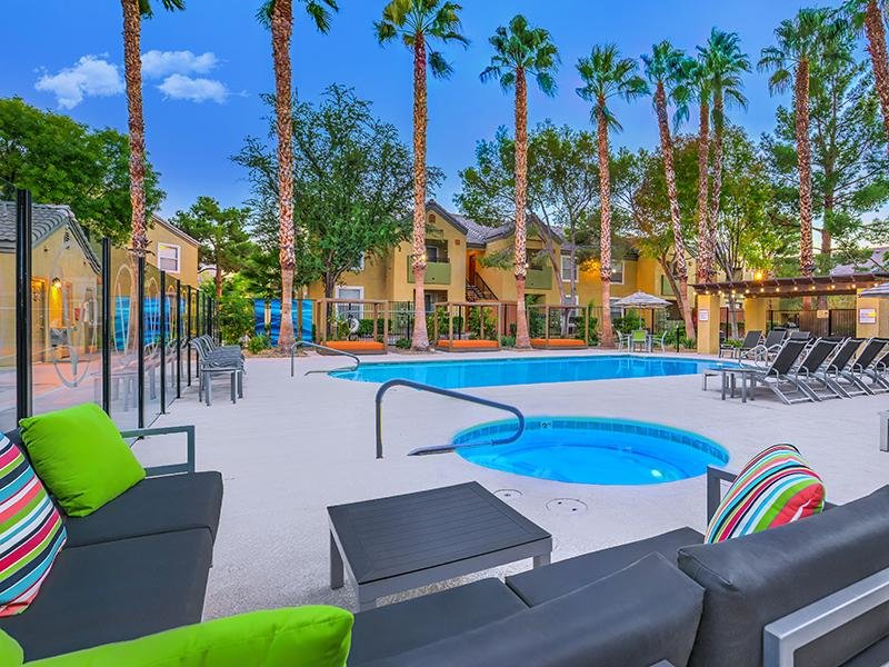 Villa Serena Apartments in Henderson, NV