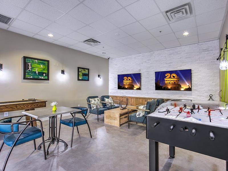 Foosball Table | Spectrum Apartments in Las Vegas