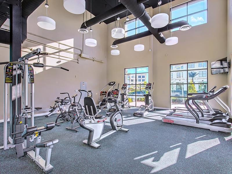Gym | Apartments with a Gym in Las Vegas