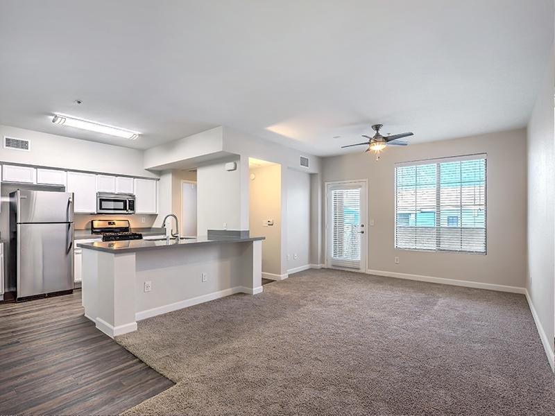Living Room - Apartments in Las Vegas