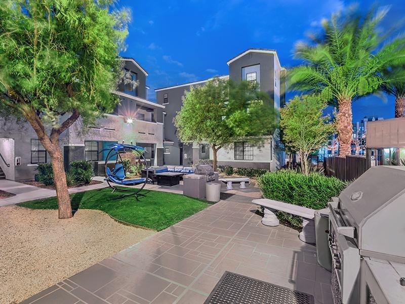 Spectrum Apartments in Las Vegas, NV