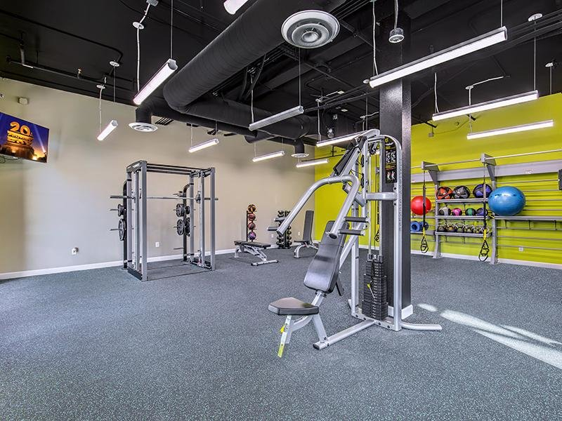Fitness Center | Apartments with a Gym in Las Vega