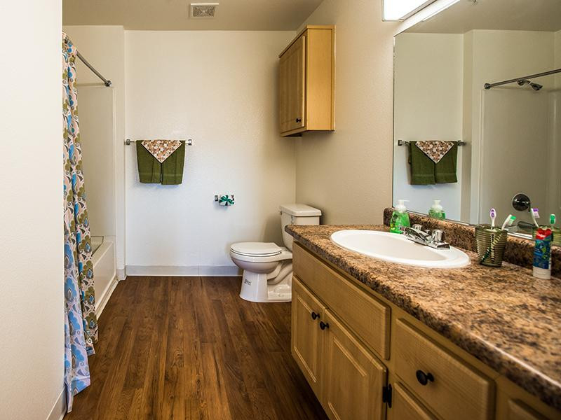 Bathroom | Alhambra at Mace Ranch