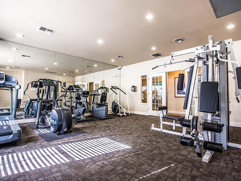 Gym | Alhambra at Mace Ranch