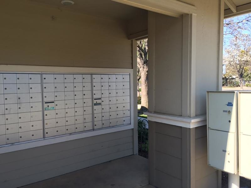 Mailboxes  | Alhambra at Mace Ranch