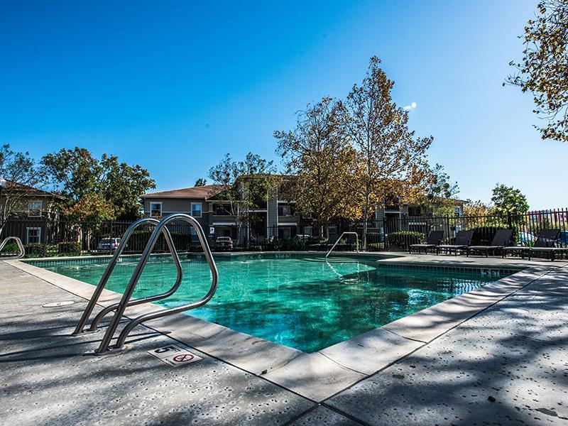 Pool | Alhambra at Mace Ranch