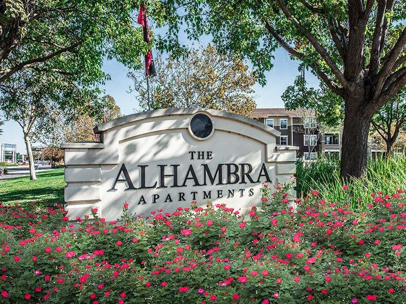 Sign | Alhambra at Mace Ranch