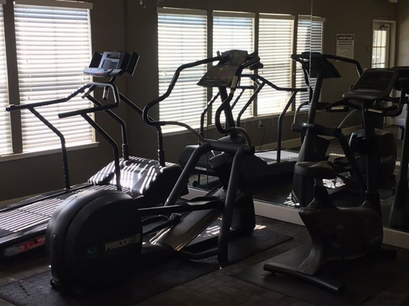 Fitness Center | Alhambra at Mace Ranch