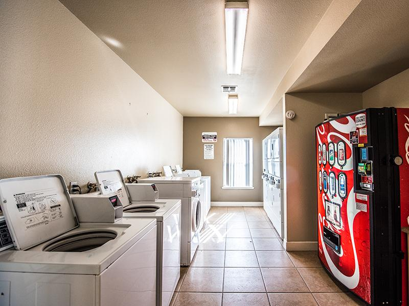 Laundry | Alhambra at Mace Ranch