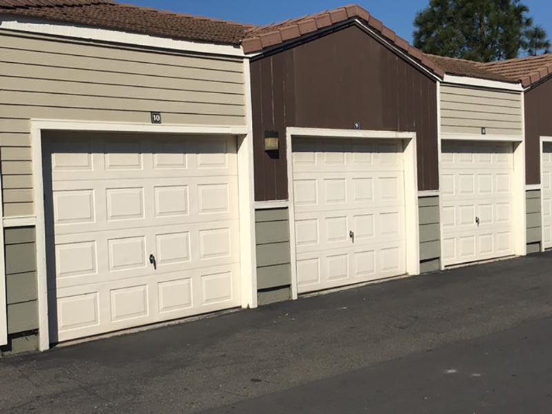 Garages | Alhambra at Mace Ranch