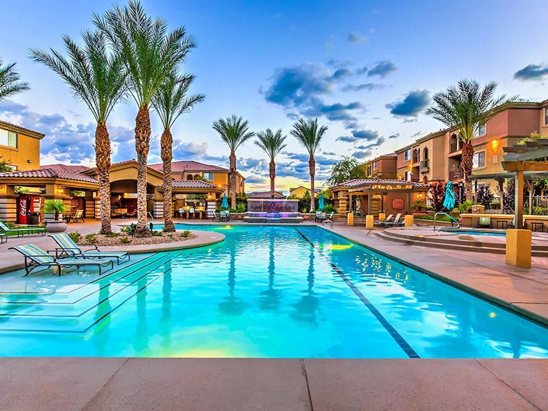 Montecito Apartments Las Vegas, NV