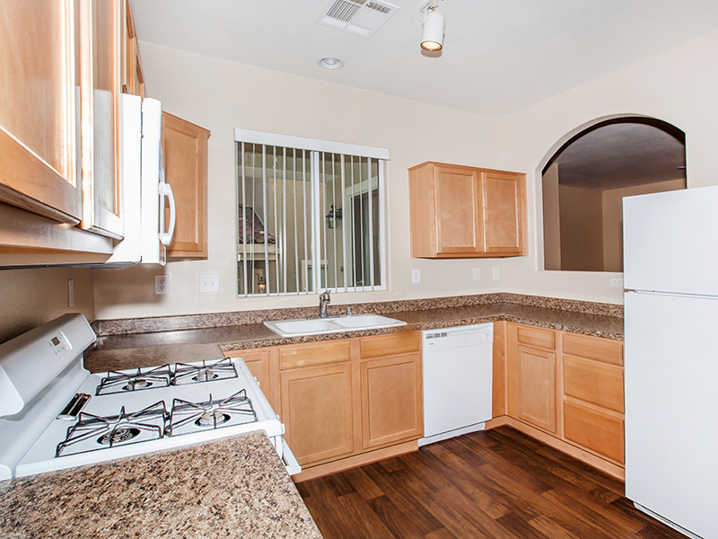 Kitchen Appliances | Suncrest Townhomes in Las Vegas, NV