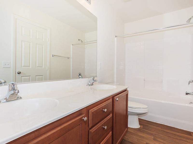 Bathroom | Suncrest Townhomes in Las Vegas, NV
