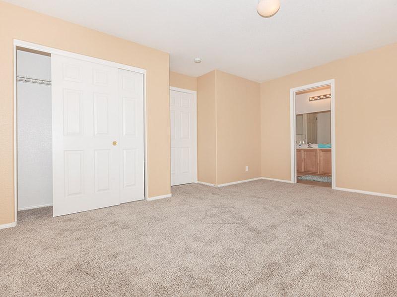Bedroom | Suncrest Townhomes in Las Vegas, NV