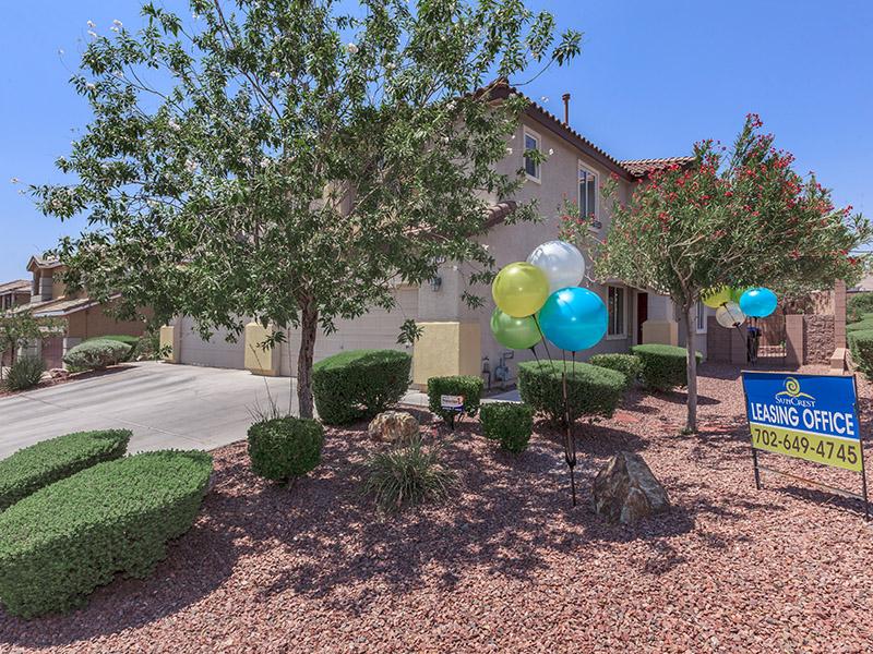 Leasing Office | Suncrest Townhomes in Las Vegas, NV