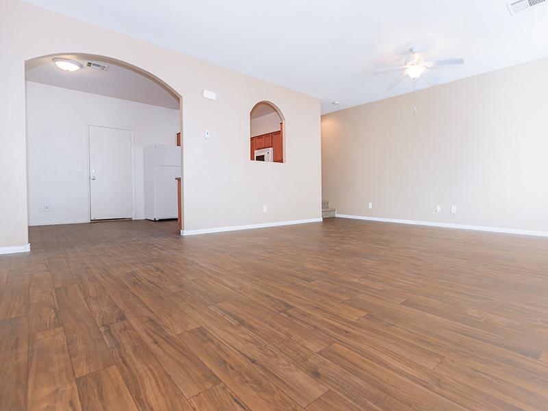 Living Room | Suncrest Townhomes in Las Vegas, NV