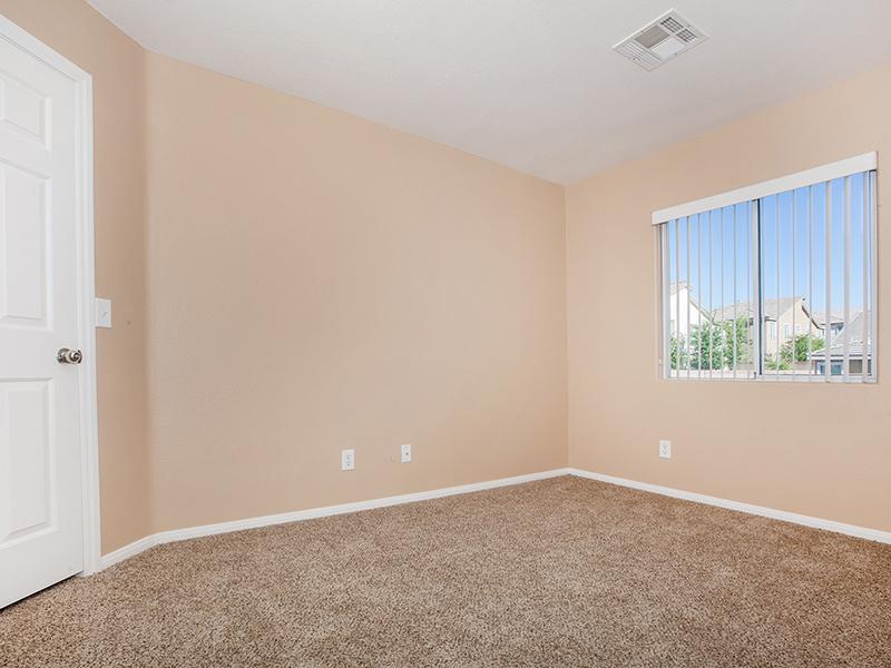 Spacious Bedroom | Suncrest Townhomes in Las Vegas, NV