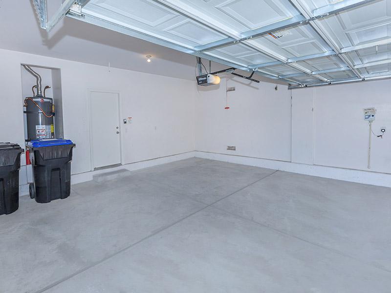 Garage | Suncrest Townhomes in Las Vegas, NV