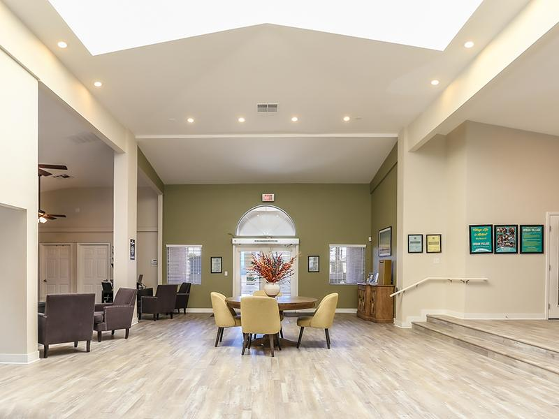Clubhouse Interior | Somerset Commons Apartments