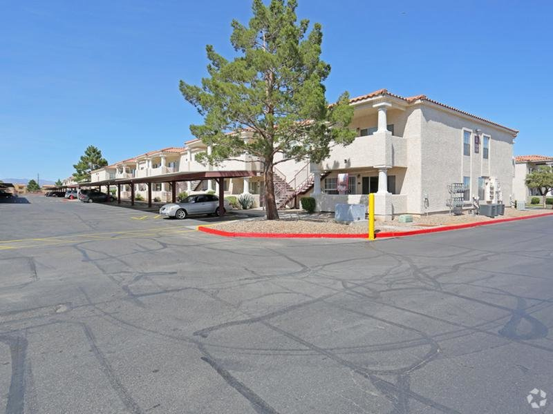 Exterior - Building - Senior Living - NV