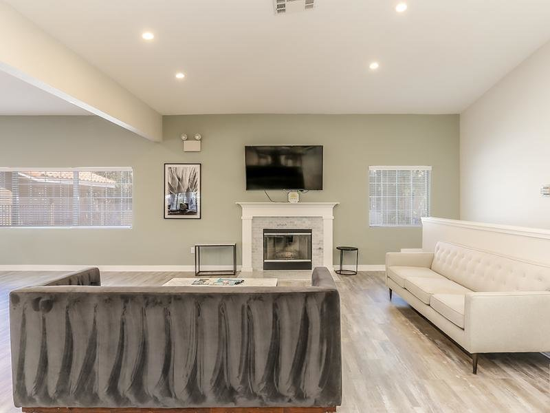 Clubhouse Fireplace | Somerset Commons