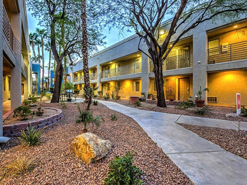Boulder Palms Apartments in   Nevada