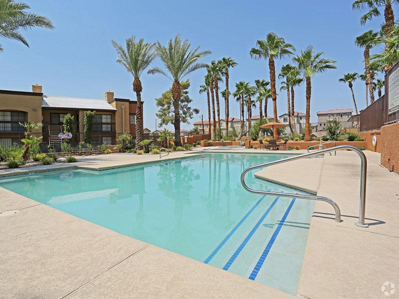 Swimming Pool | Desert Ridge Apartments