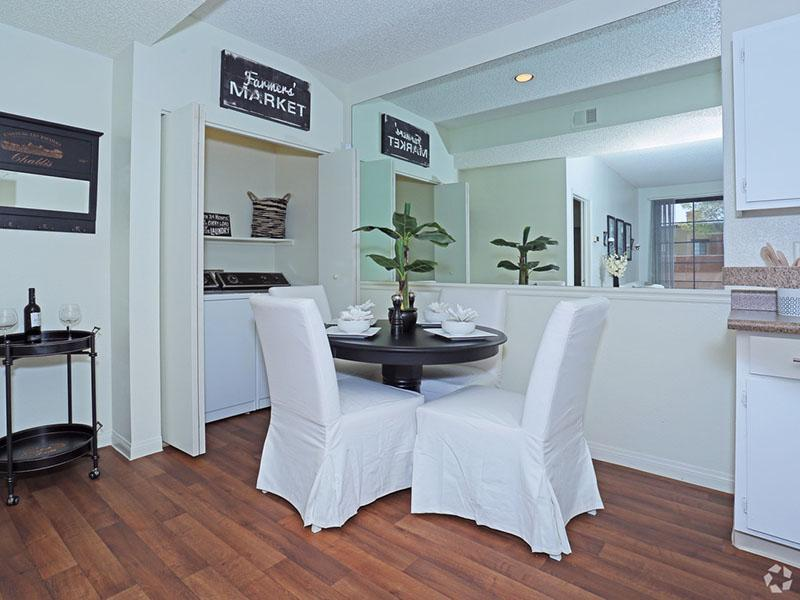 Dining Area | Desert Ridge Apartments