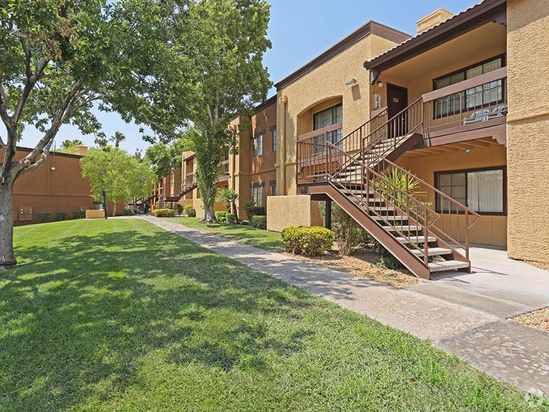 Exterior  | Desert Ridge Apartments