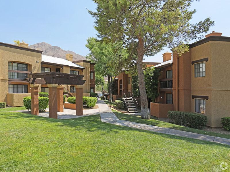 Pavilion  | Desert Ridge Apartments