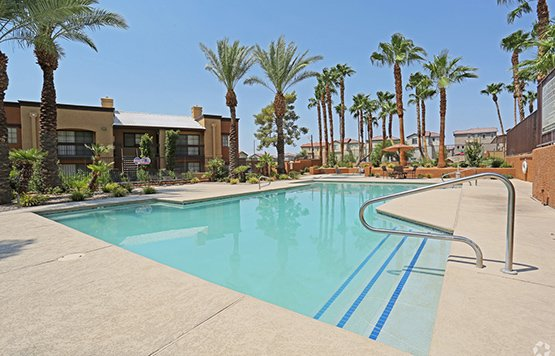 Desert Ridge Apartments in Las Vegas, NV
