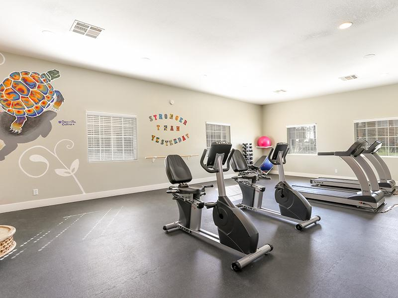 Fitness Center | Lake Tonopah