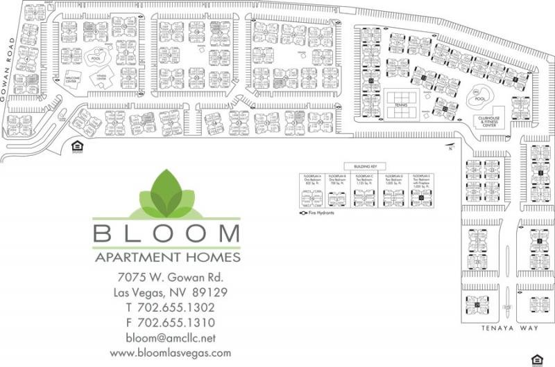 Bloom Apartments in Las Vegas, NV
