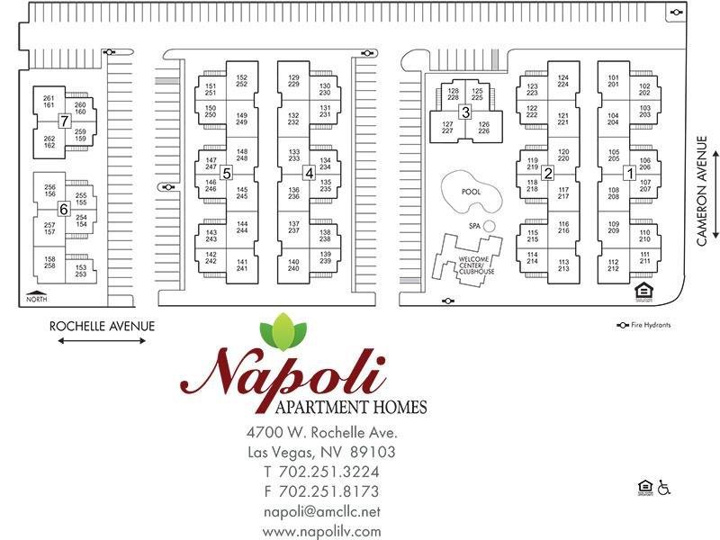 Napoli Apartments in Las Vegas, NV