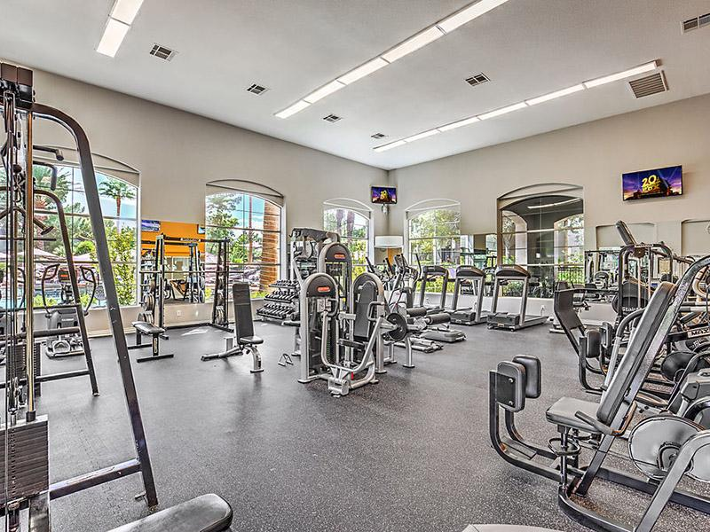 Fitness Center | Avondale Apartments